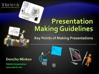 Presentation Making Guidelines