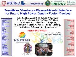 Snowflake Divertor as Plasma-Material Interface for Future High Power Density Fusion  Devices
