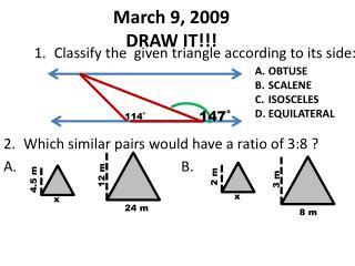 March 9, 2009 DRAW IT!!!