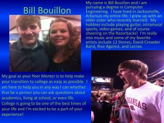 Bill Bouillon