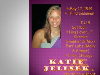 Katie Jelinek