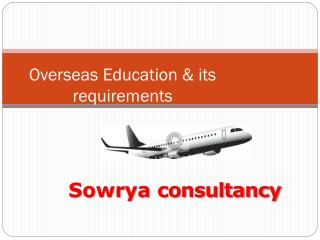 Abroad Study Consultancy