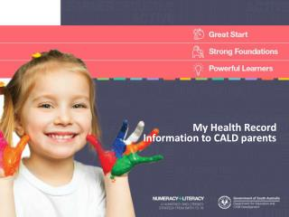 My Health Record Information to CALD parents
