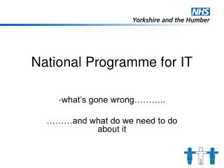 National Programme for IT