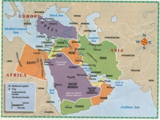 How the Middle East Got That Way