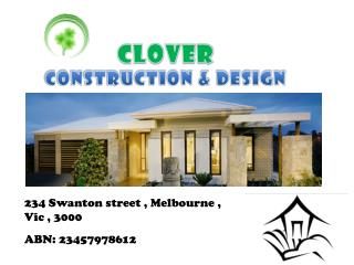 Clover Construction & Design