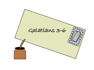 Galatians 3-6