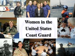 Women in the United States  Coast Guard