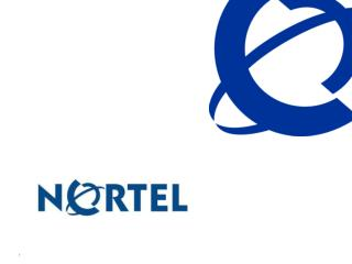 Genomgång av Nortels produktutbud
