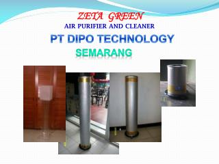 ZETA  GREEN AIR PURIFIER AND CLEANER
