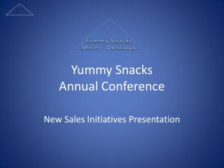 Yummy Snacks Annual Conference
