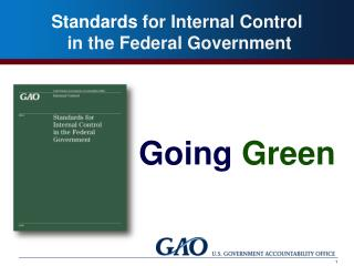 Standards for Internal Control in the Government