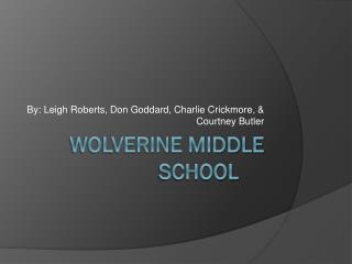 Wolverine Middle School