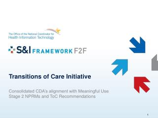Transitions of Care Initiative