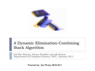 A Dynamic Elimination-Combining Stack Algorithm