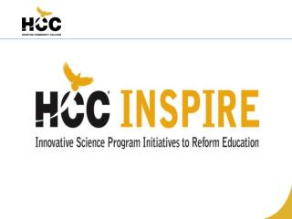 HCC  INSPIRE Learner-Centered Strategy