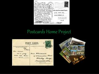 Postcards Home Project