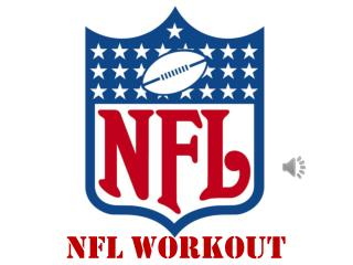 NFL workout