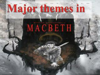 Major themes in