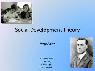 Social Development Theory