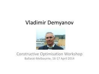 Vladimir Demyanov