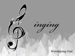 Worshiping God By Music