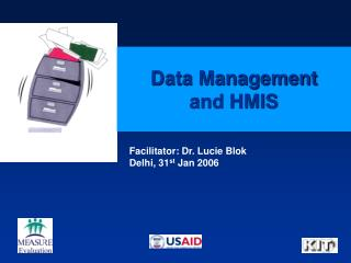 Data Management   and HMIS