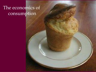 The economics  of consumption