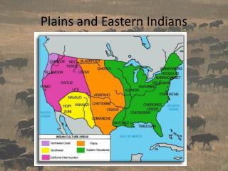 Plains and Eastern Indians