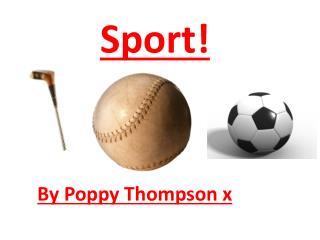 Sport!
