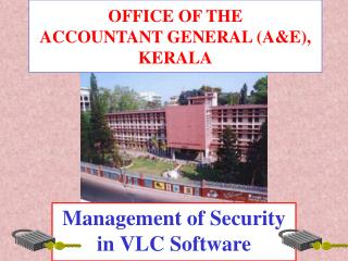 OFFICE OF THE  ACCOUNTANT GENERAL (A&E), KERALA