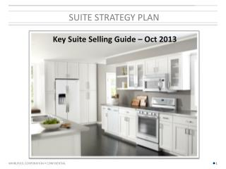 Suite Strategy Plan