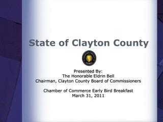 State of Clayton County