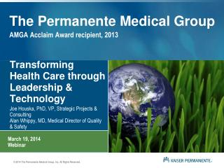 The Permanente Medical Group