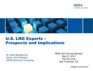 U.S. LNG Exports –  Prospects and Implications