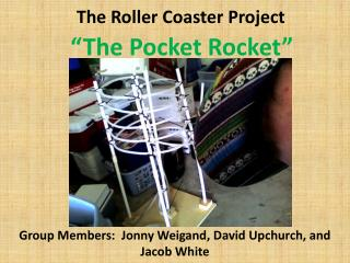 The Roller Coaster Project
