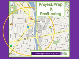 Project Prep  &  Positioning