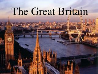 The Great  Britain