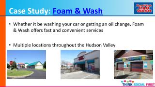 Case Study: Foam & Wash