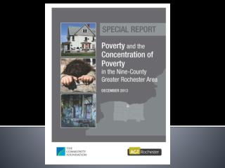 Poverty and the Concentration of  Poverty