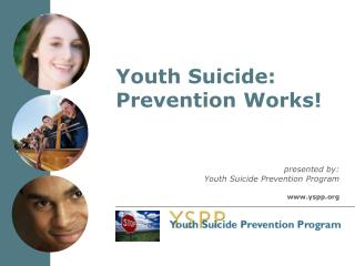 Youth Suicide: Prevention Works!