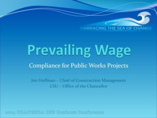 Prevailing Wage