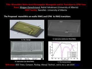 Reference: IEEE Trans.  Compon .  Packag . Manuf. Technol. , vol.4, no.1,  Jan 2014 [Link]