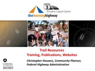 Trail Resources Training, Publications,  Websites