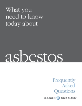Know More About Asbestos and Mesothelioma