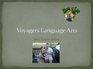 Voyagers Language Arts