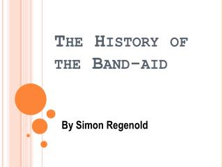The History of the Band-aid