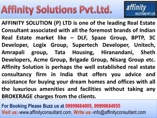 DLF upcoming@ Residential Projects Gurgaon@ 09999684955