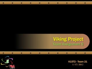 Viking Project