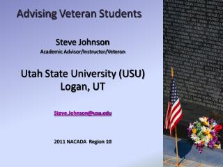 Advising  Veteran  Students
